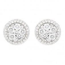 Orecchini con Diamanti - 100018EW