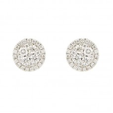 Orecchini con diamanti - 100847E10W