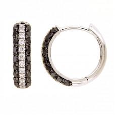 Orecchino con diamanti - 101XB03812-TDE