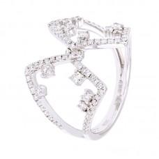 Anello con diamanti  - 270425RW