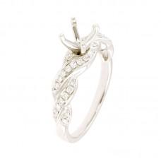 Anello con diamanti - 320715R40W