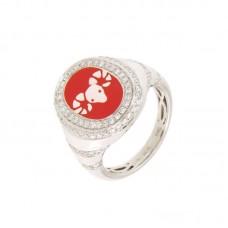 Anello con diamanti - 325705RW