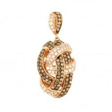 Pendente con diamanti - 325861P50RB