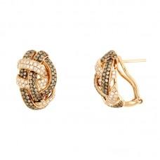 Orecchini con diamanti - 325862E50RB