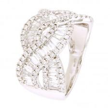 Anello con diamanti - 326090RW