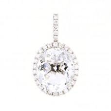 Pendente con diamanti e pietre naturali - 326360P02ACM