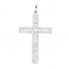 Pendente con diamanti - 37574PW