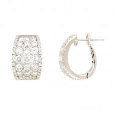 Orecchino con diamanti - 3852EW
