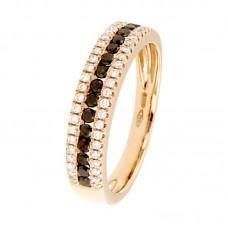 Anello con diamanti - 80011R00R