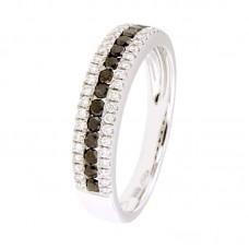 Anello con diamanti - 80011R00W