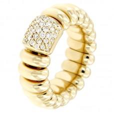 Anello con diamanti - ARC13-1-14.18G