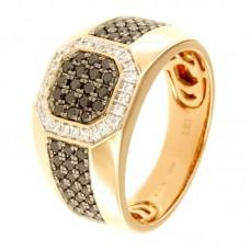 Anello con diamanti - B139XA0005-TDR.