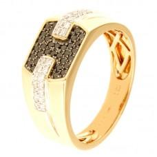 Anello con diamanti - B139XA0006-TDR