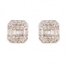 Orecchino con diamanti - BS200435ER