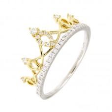 Anello con diamanti - BS28501R