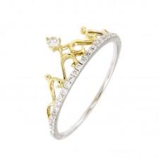 Anello con diamanti - BS28504R