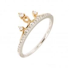 Anello con diamanti - BS28506RR
