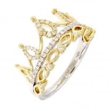 Anello con diamanti - BS28515R