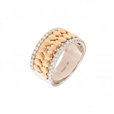 Anello con diamanti  - BS28546R