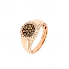 Anello con diamanti - BS30218R