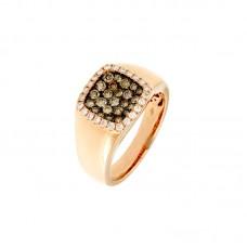 Anello con diamanti - BS30221R