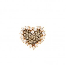 Pendente con diamanti - BS30227PB