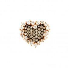 Pendente con diamanti - BS30227PC