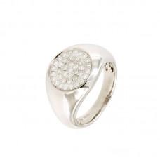 Anello con diamanti - BS30296R