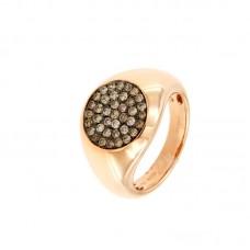 Anello con diamanti - BS30296RB