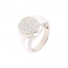 Anello con diamanti - BS30297R
