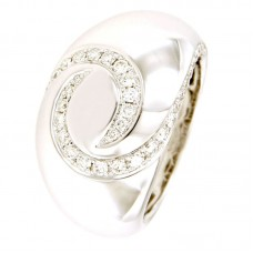 Anello con diamanti - BS30832RB
