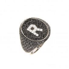 Anello con diamanti - BS31271RR