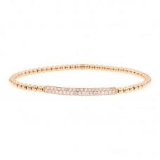 Bracciale con diamanti - CMI298/300-59