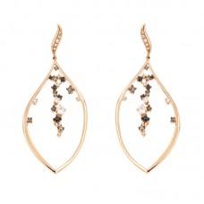 Orecchini con diamanti - E41760-1