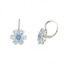 Orecchini con diamanti e pietre naturali - EY10665A-3000