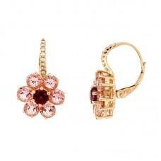 Orecchini con diamanti e pietre naturali - EY1066A-3003