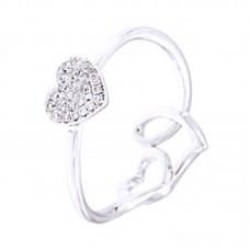 Anello con diamanti  - R39737-3002