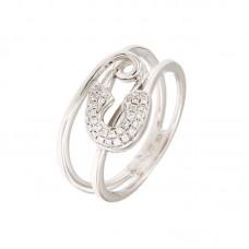 Anello con diamanti - R40738-3
