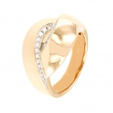 Anelllo con diamanti - RFB1186DD-01(r)