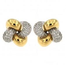 Orecchini con diamanti - E38964-19