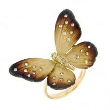 Anello con diamanti - G1011R-BRA