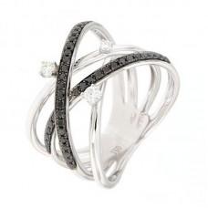 Anello con diamanti  - R39616-10